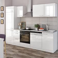Hochglanz K He Küchenzeilen Günstig Online Kaufen Real De