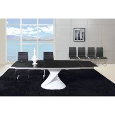 Cheap Twirl Extending Granite Contemporary Dining Table For Sale - Granite dining room tables and chairs