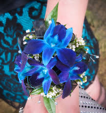 blue corsages for prom chickabloom wedding flowers vancouver wa chickabloom