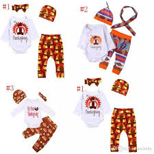 best turkey brand to buy for thanksgiving best quality thanksgiving cotton baby clothing set turkey
