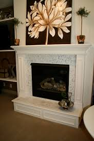 jane and mary updated fireplace
