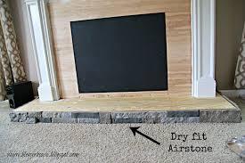 diy faux fireplace entertainment center part 3 bless u0027er house