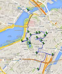 boston tourist map massachusetts boston tourist attractions area b