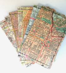 Southern Ca Map Vintage Southern California Map Slim Wallet Women U0027s Bags U0026 Carry