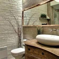 rustic bathroom decorating ideas rustic farmhouse bathroom decor ideas you can easily copy rustic