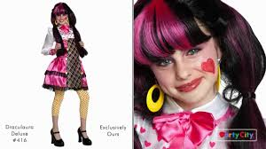 Halloween Monster High Doll Monster High Halloween Costume Collection Party City Youtube