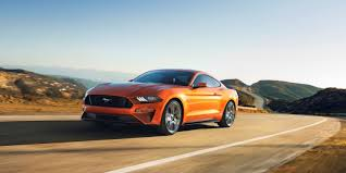 06 mustang gt 0 60 2018 ford mustang adds power reduces 0 60 m p h