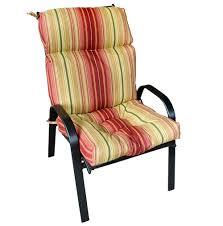 Patio Chair Cushions Sale High Back Patio Chair Cushions Clearance Interesting Patio Chair