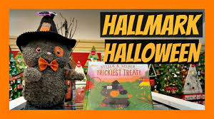 Hallmark Halloween Ornaments by First Look At Hallmark U0027s Halloween Selection 2017 Youtube