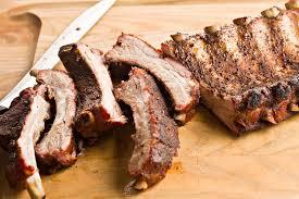 kansas city barbecue rib rub recipe