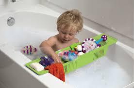 Baby Storage Baskets Fun Time Bath Storage Basket