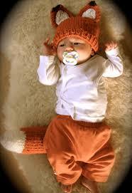 Infant Halloween Costume Patterns Sam Perfect Fox Baby