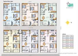 multi family house plans with courtyard home deco plans