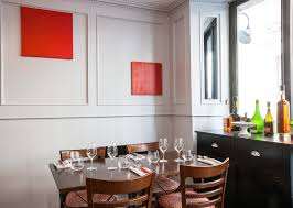 Landes Dining Room Detour Paris A Bistro Worth Going Of Your Way For B