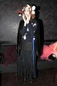 Rock Roll Halloween Costumes Standard Hotel U0027s Sinners U0026 Saints Party Mavi Scaiano