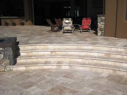 Travertine Patio Travertine Centurion Stone Of Arizona