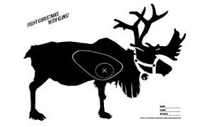 printable christmas targets printable targets ksccw com forum for kansas concealed carry