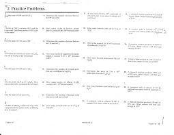 moles to mass worksheet free worksheets library download and