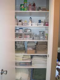 Closet Organization Picture Of Linen Closet Organization The Linen Closet