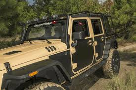 magnetic body armor panel kit fits jeep wrangler jk 4 door 2007