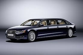 audi a8 l extended is a one off limo from ingolstadt