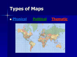 map types notes on maps types and uses of map and scale