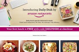 livraison de repas au bureau daily dish le service de livraison de repas