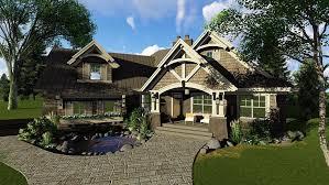 tudor bungalow bungalow cottage craftsman tudor house plan 42675