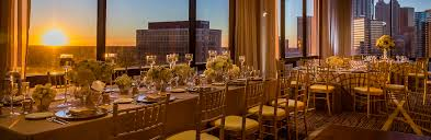 weddings in atlanta wedding venues atlanta sky room downtown atlanta