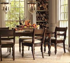 Pottery Barn Dining Room Table 19 Best Dining Rooms Images On Pinterest Dining Room Tables