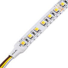 commercial electric led flex ribbon light kit tunable white led strip light kit color temperature changing 24v