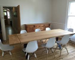 Oak Dining Room Oak Dining Table Etsy