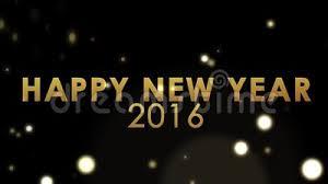 imagenes feliz año nuevo 2016 explosión de oro que chispea en el fondo negro feliz año nuevo 2016