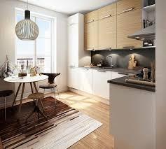 peinturer armoire de cuisine en bois peinture cuisine et combinaisons de couleurs en 57 idées