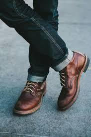 mens lace up biker boots 85 best vinte schoenen men boots red wing wolverine