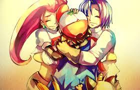 pokemon lovely enemy by sa dui on deviantart