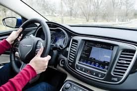 2015 Chrysler 200 Interior 2015 Chrysler 200c First Drive Review Luxury At Family Car Price