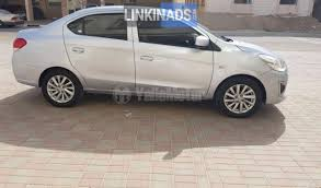 mitsubishi dubai mitsubishi attrage 1 2 glx 2014 car for sale in dubai cars dubai