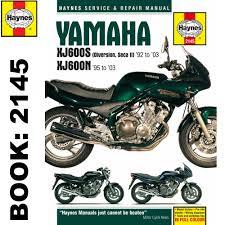 yamaha xj600s diversion seca ii xj600n fours 1992 2003 haynes