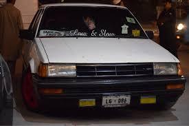 toyota 86 corolla f s toyota corolla 86 gt urgent sale cars pakwheels forums