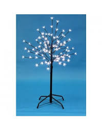 twig tree with lights led pre lit blossom trees from christmas tree world uk