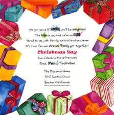 christmas party invitation wording samples cimvitation