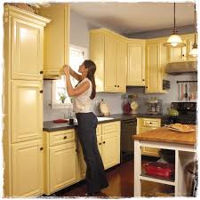 diy kitchen cabinet painting ideas diy paint kitchen cabinets engaging dining room exterior at diy