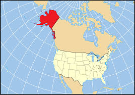 Map Of Canada And Alaska by Map Of Usa Alaska My Blog