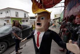 politicians from one of mexico u0027s leftist parties smashed a donald