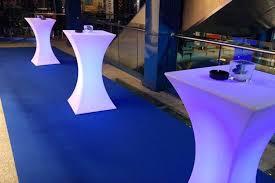 Led Bistro Table Led Bistro Table Audio Malta