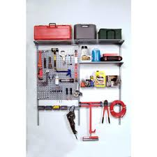 image of garage wall storage systems diygarage hanging organizer