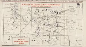 Western Colorado Map by File Denver U0026 Rio Grande Map 1909 Jpg Wikimedia Commons