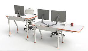 Retro Modern Desk Architectural Retro Modern Table Desk Ambience Doré