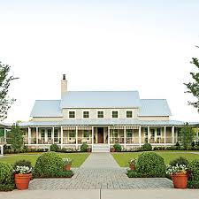 southern living house its overflowing
